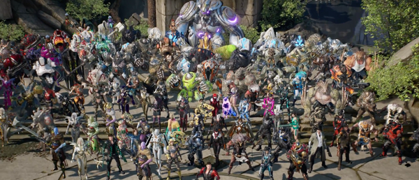 Epic Games Releases Paragon Assets for Free