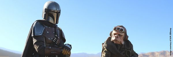 'The Mandalorian' and Virtual Production
